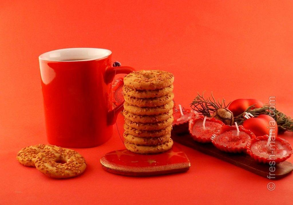 Кто сказал, что праздничное печенье не может быть полезным?