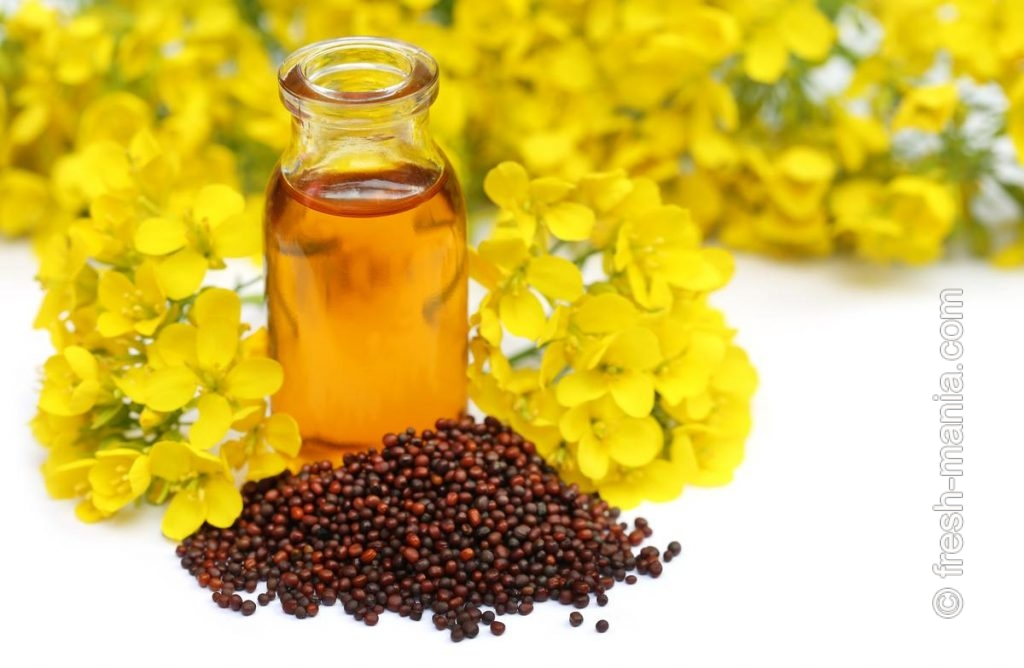 Главные особенности горчичного масла – антибактериальное действие и улучшение пищеварения