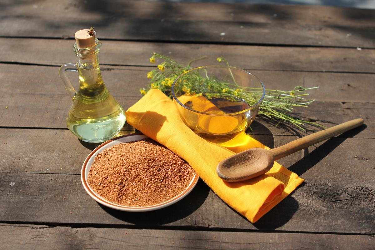 Рыжиковое масло: польза изнутри и снаружи