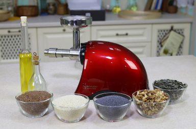 Маслопресс Sana для качественного домашнего масла
