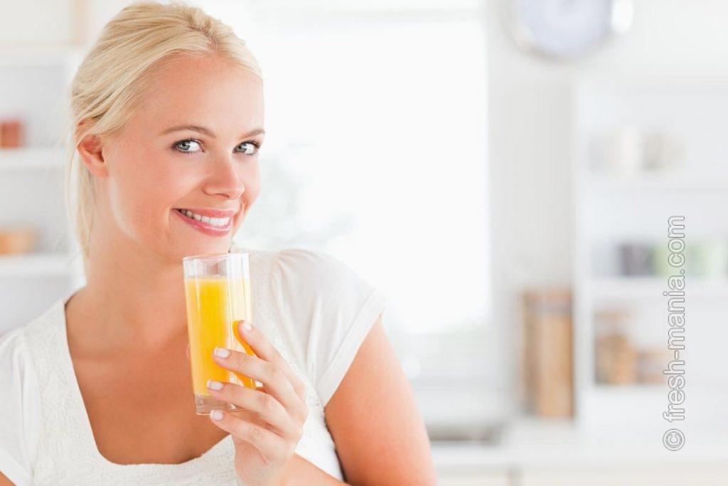 Вкус и здоровье в одном стакане