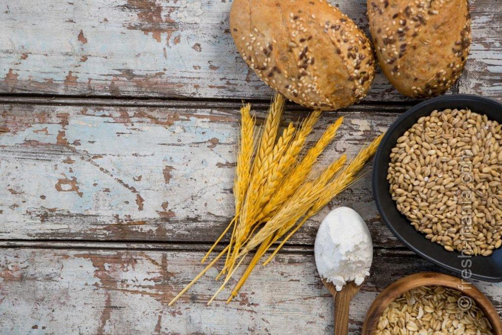 Сочетания продуктов в домашнем хлебе неограничены