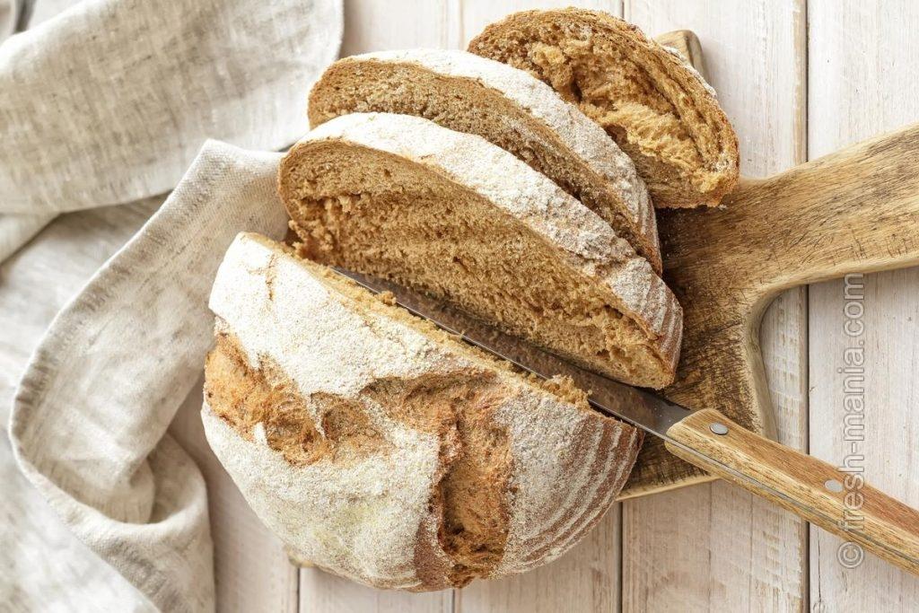 Домашний бездрожжевой хлеб вне конкуренции!