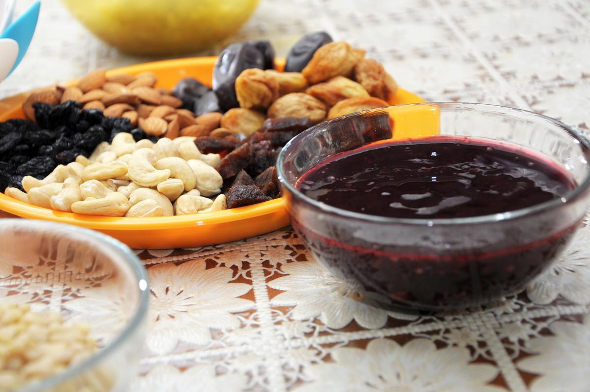 Варенье из сухофруктов – вкусный способ укрепить иммунитет
