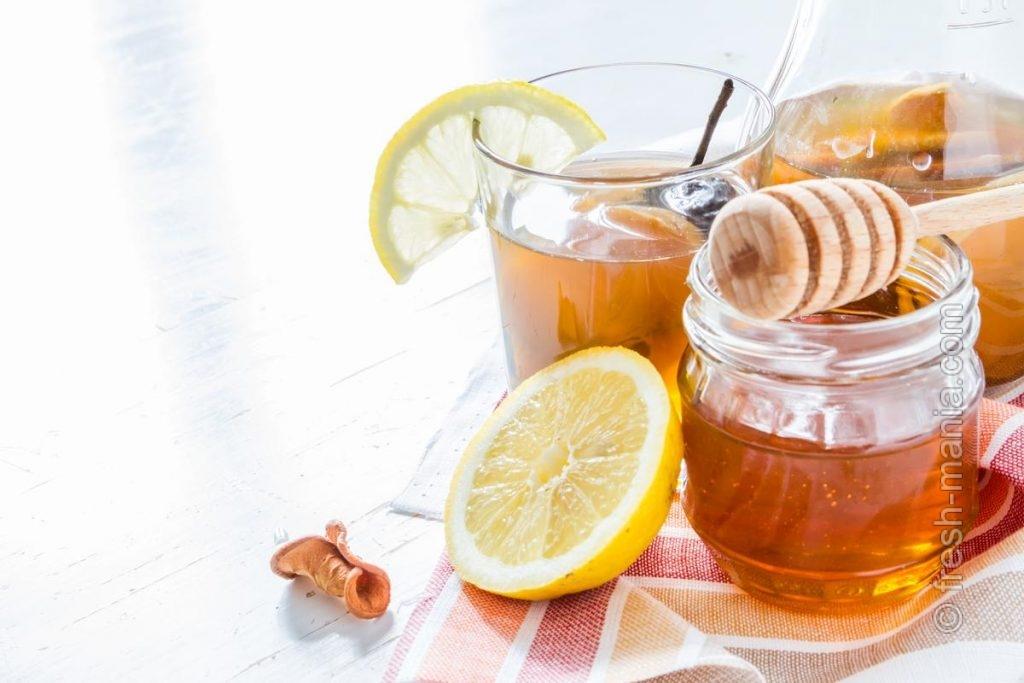 Чужеземный лимон отлично дополняет традиционный узвар из сухофруктов