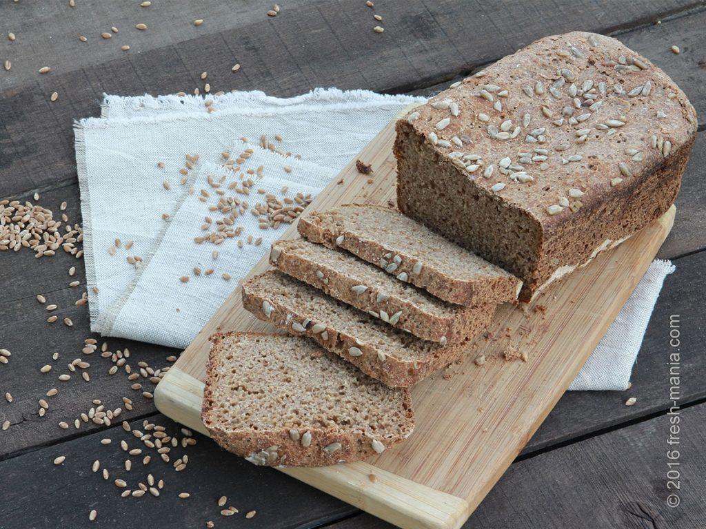 Бездрожжевой хлеб в хлебопечке – древняя традиция в современной обработке