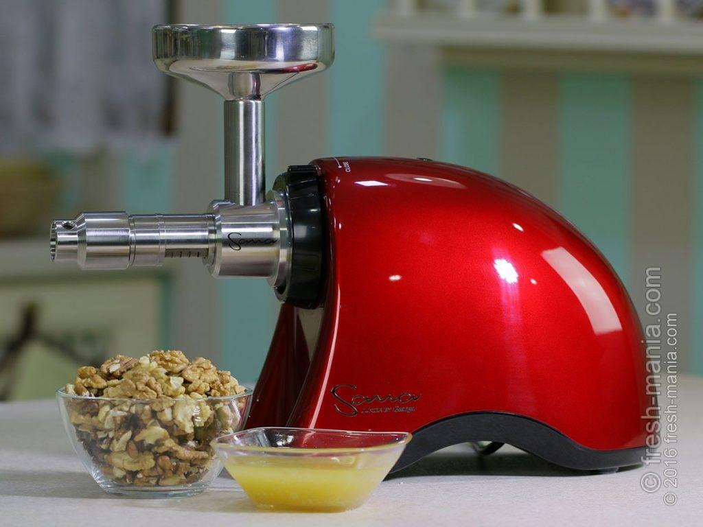 Ореховое масло полезно для всех жизненных систем организма