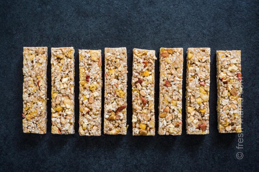 Готовьте протеиновые батончики дома и оцените преимущества