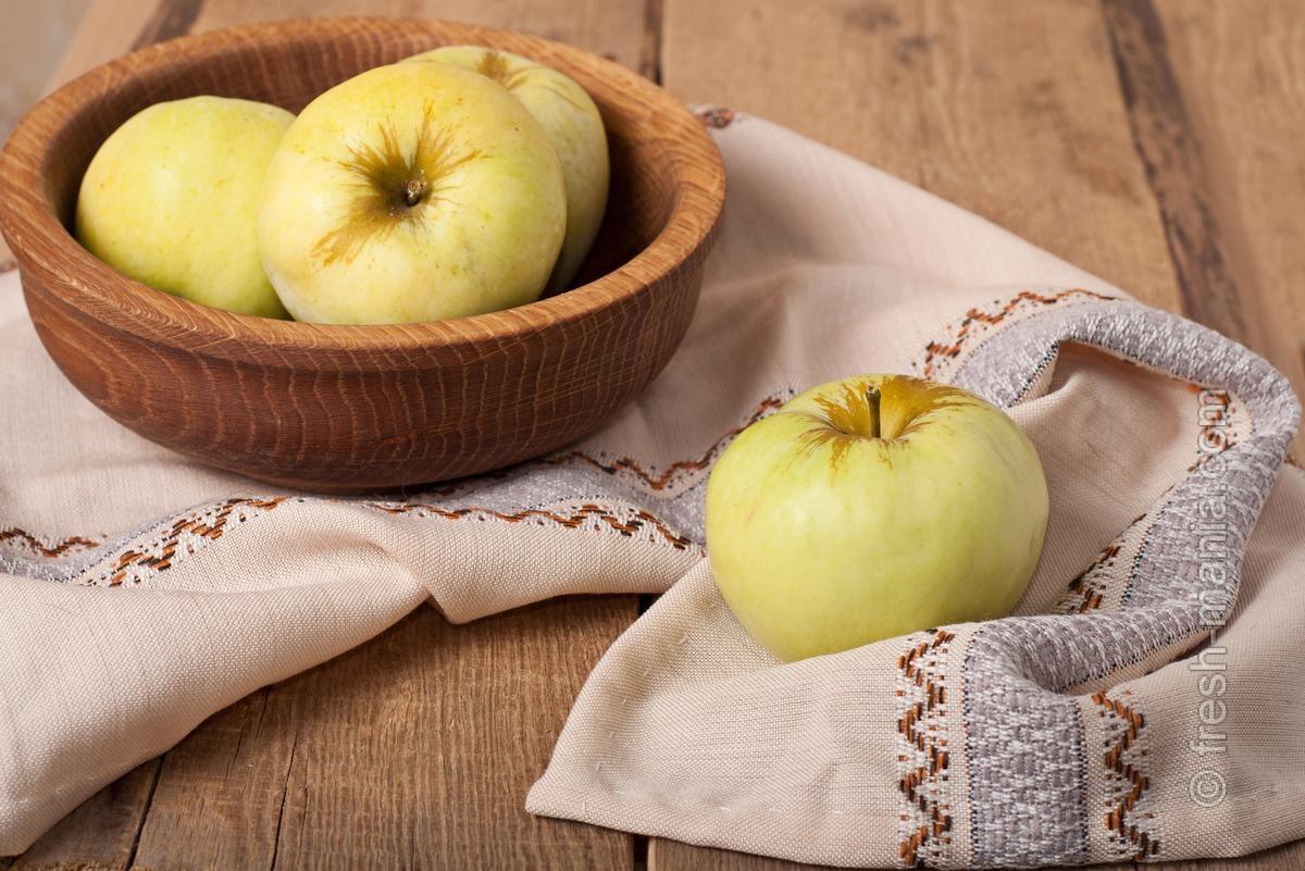 Зимние сорта яблок для фрешей