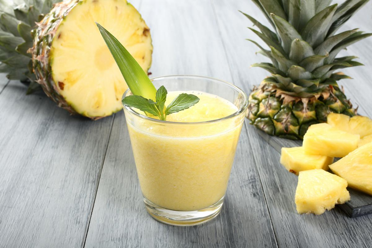 Почему ананас полезен при кашле