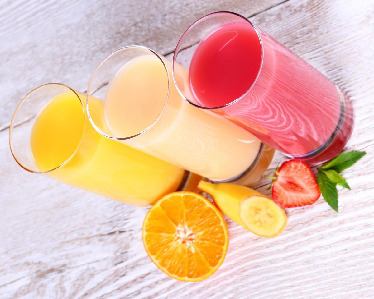 Как выжать сок из неподатливых фруктов