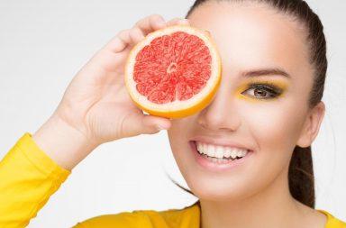 Грейпфруты — фрукты красоты
