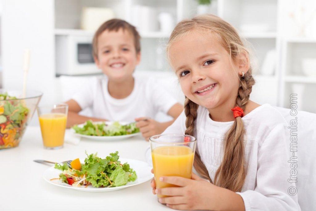 """Детям нравятся вкусные """"витамины"""""""