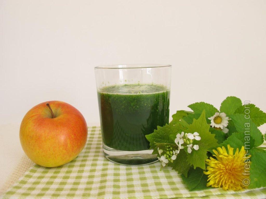 Одуванчиковый сок — первый весенний помощник