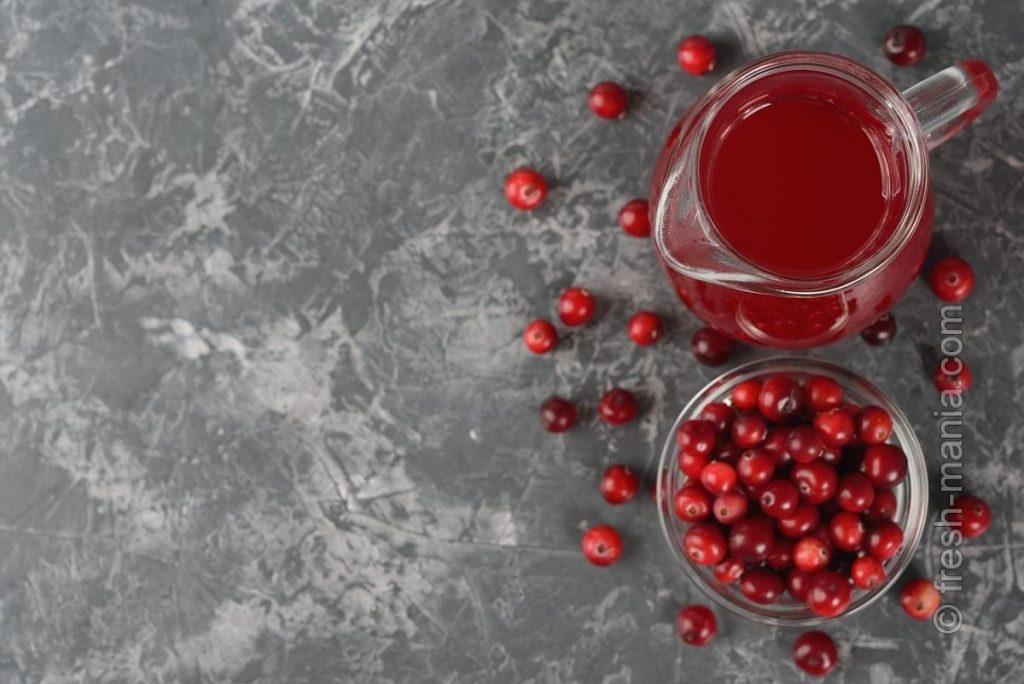 Клюквенный сок — настоящее лекарство