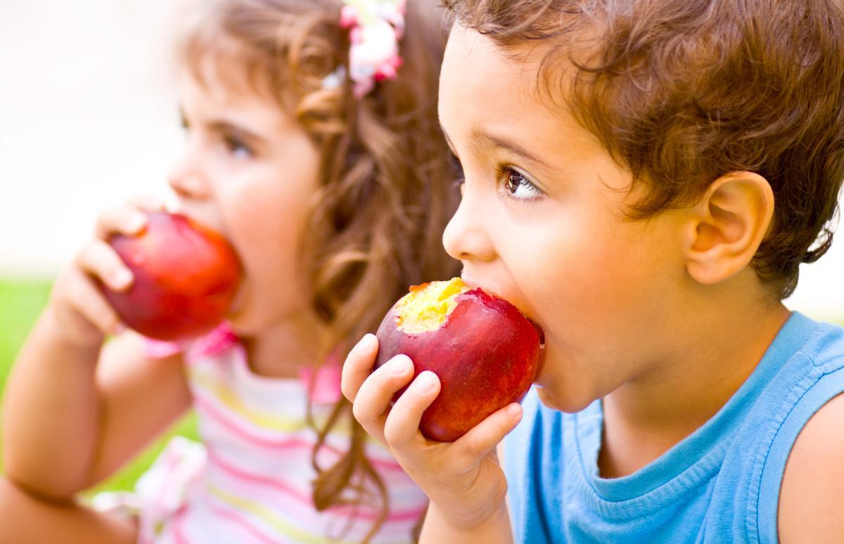 Здоровое питание для детей: 5 главных принципов