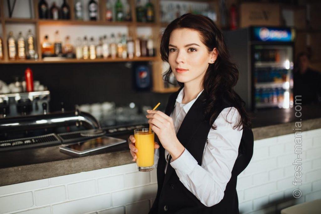 Пить сок во фреш-пойнтах – тратить больше времени и денег