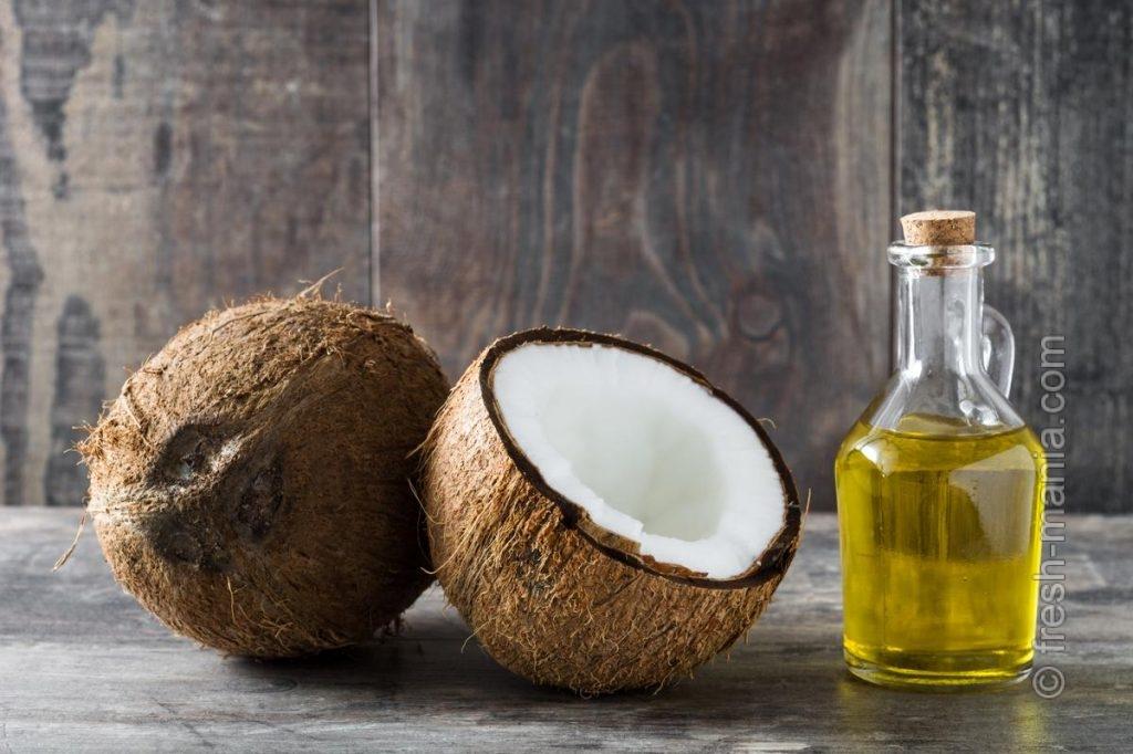 Кокосовое масло – фаворит многих специалистов для повышения иммунитета