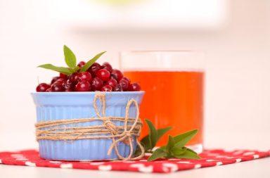 Три причины полюбить клюквенный сок