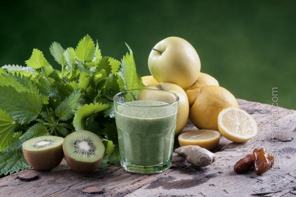 Крапива давно используется в кулинарии как полезный ингредиент