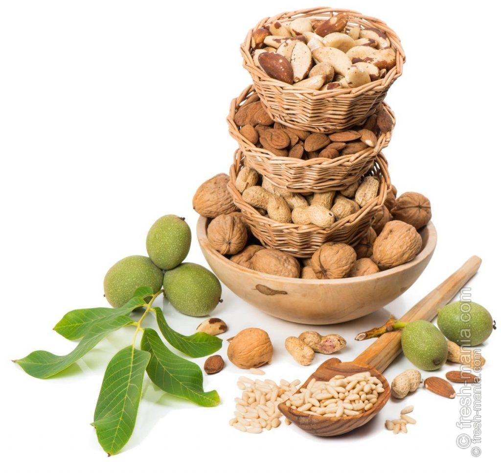 Не все орехи одинаково полезны