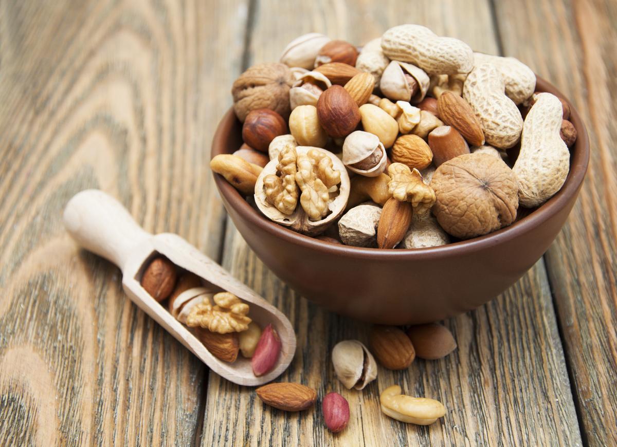 Ежедневный рацион: чем полезны орехи