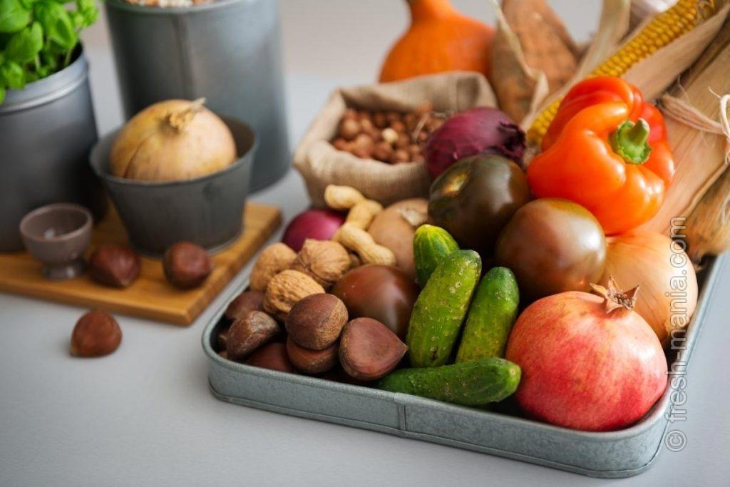 В основе здоровья кишечника – правильное питание