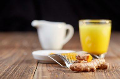 Лимонад с куркумой – вкусный антидепрессант