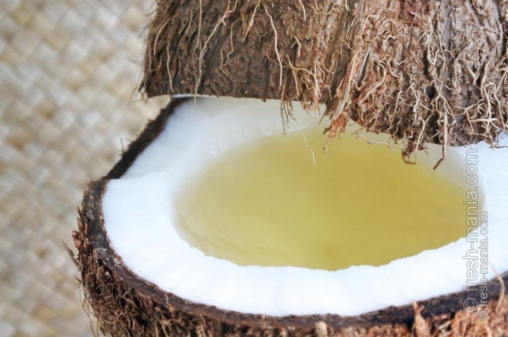 Для получения качественного молока нужны качественные кокосы