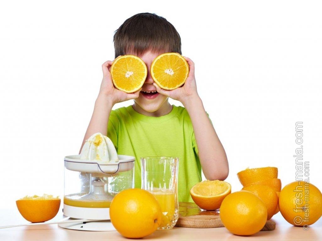 Апельсиновое счастье