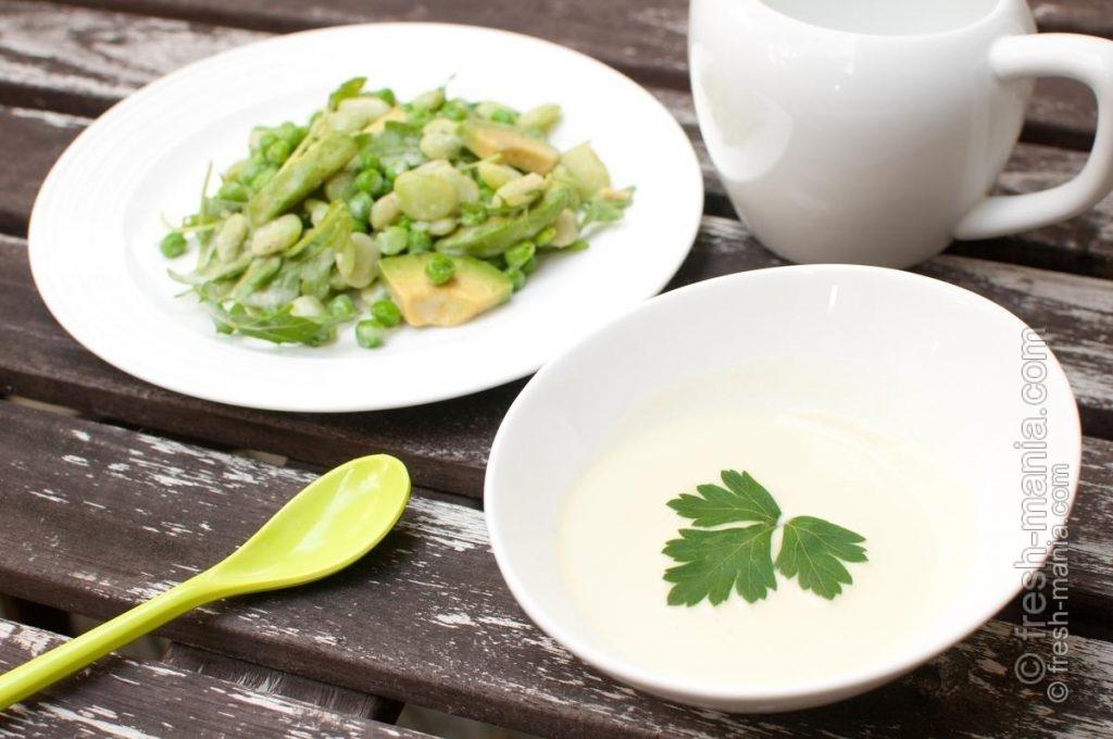 Наслаждайтесь насыщенным вкусом блюд с веганским майонезом