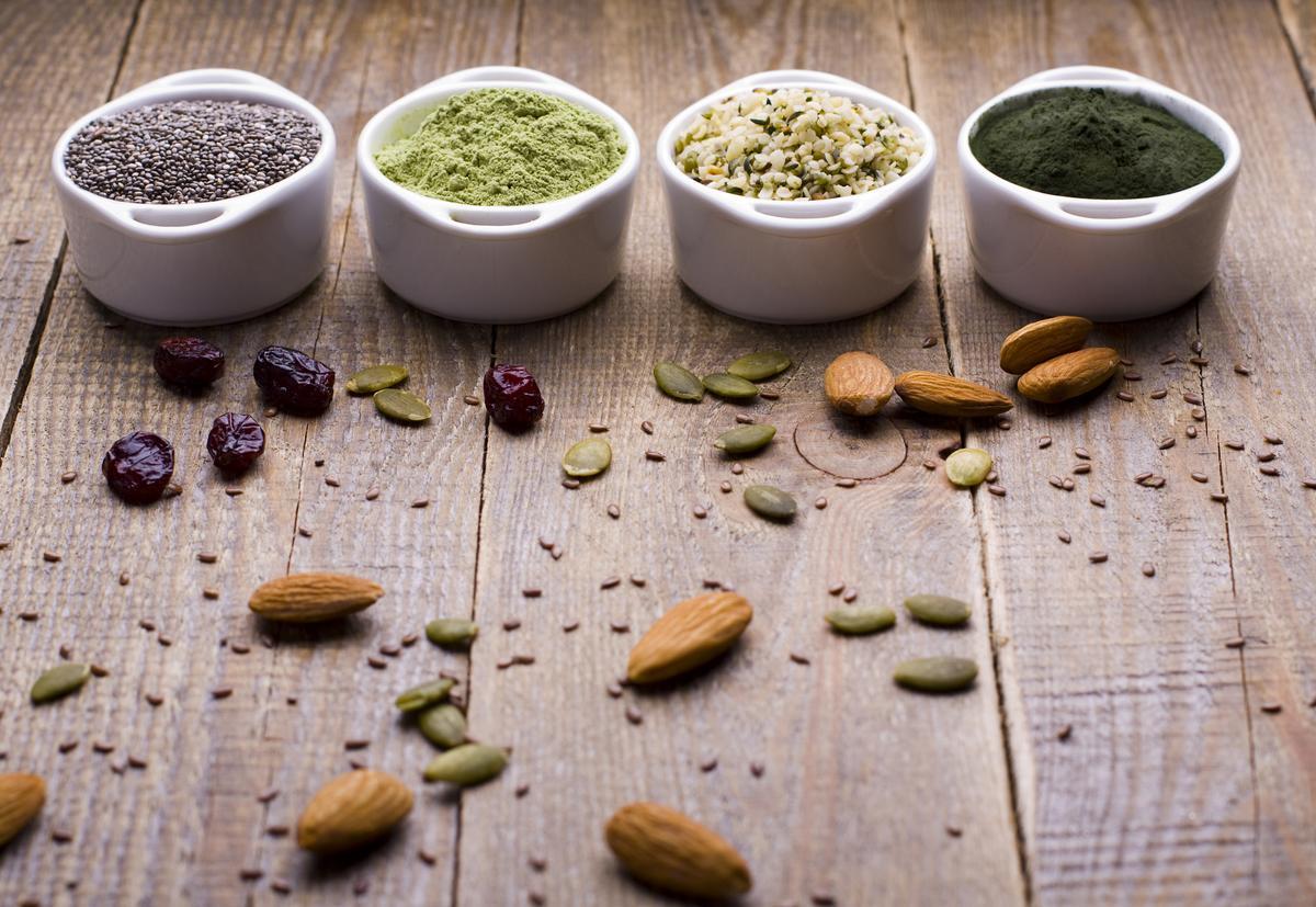 Малоизвестные белки растительного происхождения