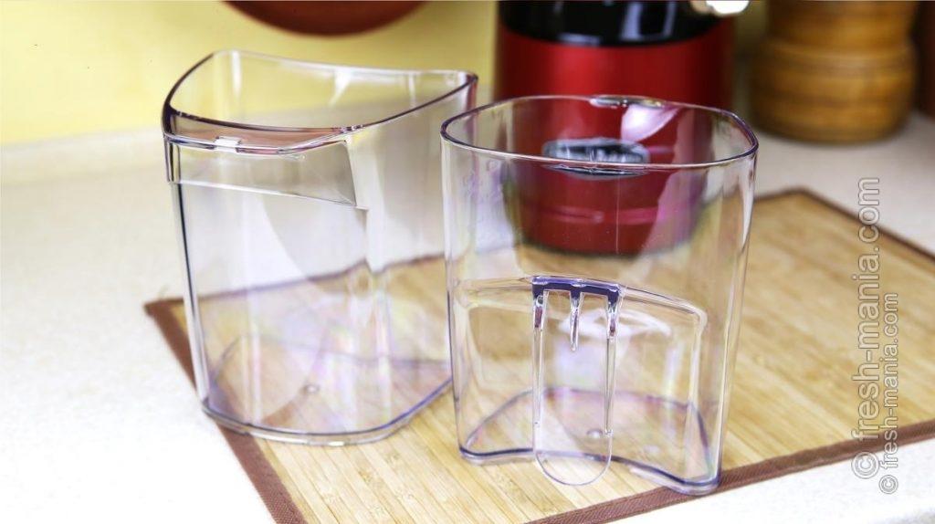 Контейнеры из BPA-free пластика