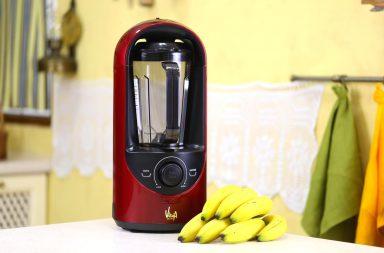Вакуумный блендер Vidia – инновационное смешивание (тест на бананах)