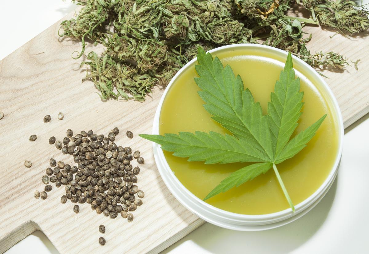 Рецепты для здоровой кожи: конопляный крем