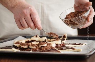 Веганский шоколадный торт без выпечки