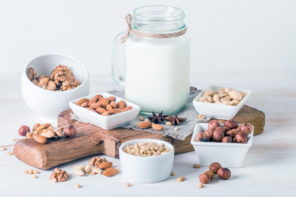 Растительное молоко: варианты приготовления