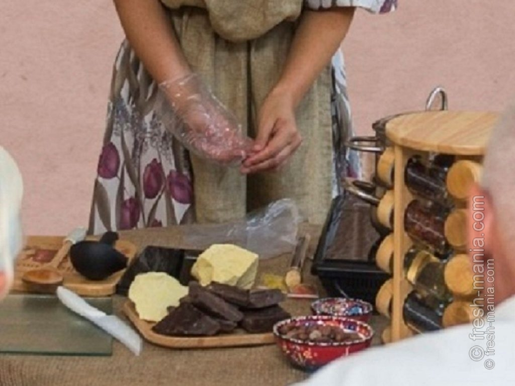 Как приготовить натуральный домашний шоколад без сахара
