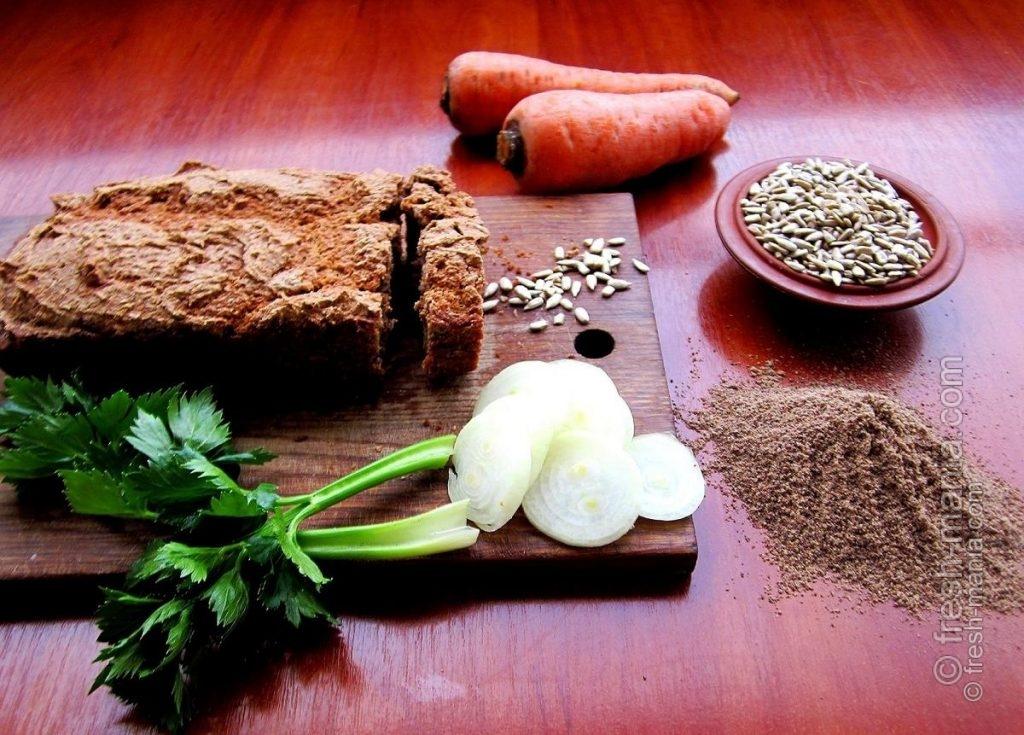 7 нехитрых компонентов для вкусного полезного паштета