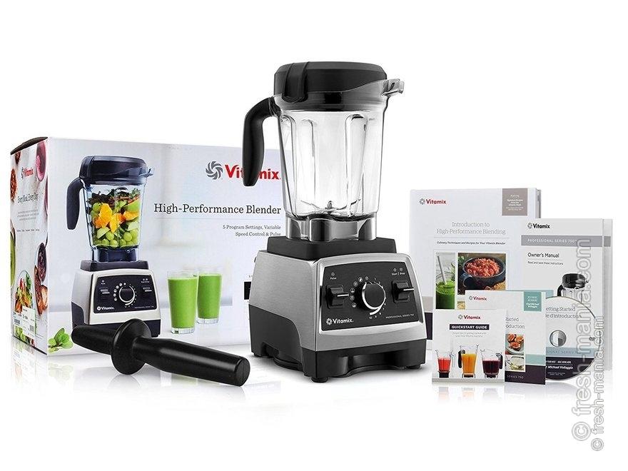 Профессиональный блендер Vitamix® – лучшее решение для дома, офиса и бара