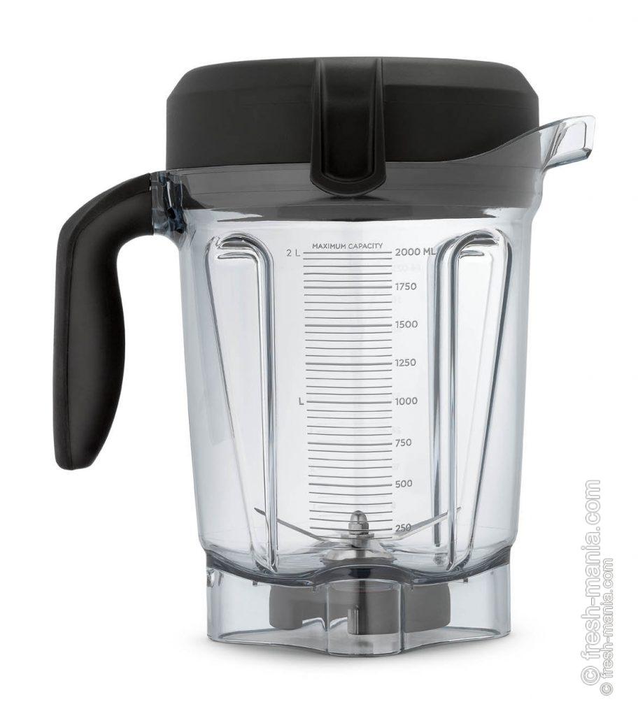 Низкопрофильная чаша Vitamix® объемом 2 литра