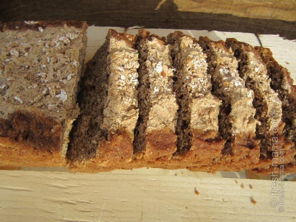 Ржаной хлеб наиболее соответствует потребностям организма