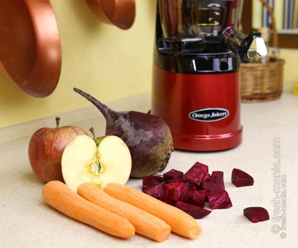 Яблоки, морковь и свекла – ингредиенты, доступные круглый год