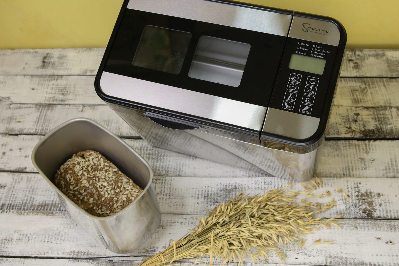 Обзор хлебопечки Sana Breadmaker Exclusive