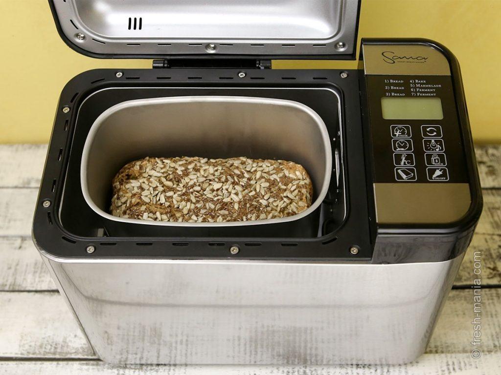 Хлебопечка Sana – отличное решение для выпечки хлеба на заквасках