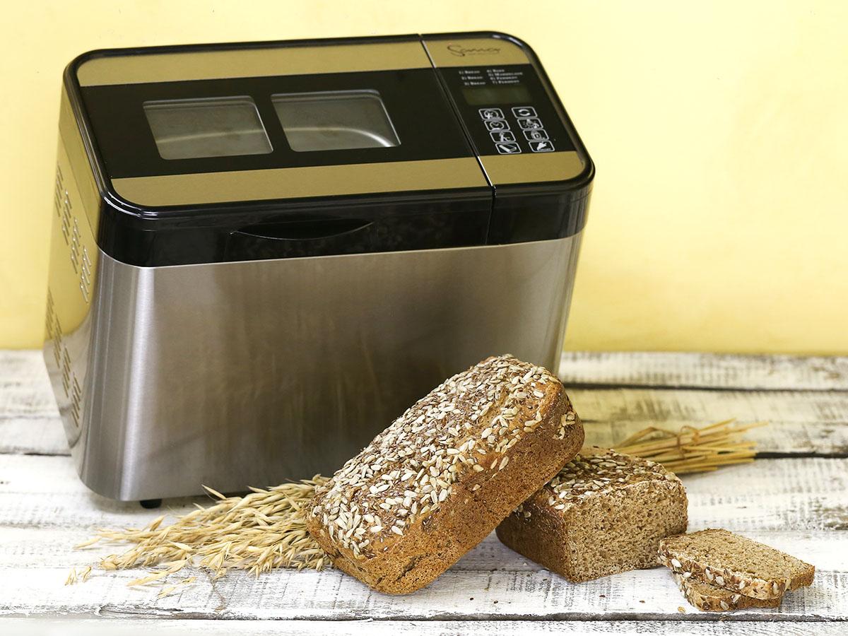 Хлебопечка Sana – для хозяек, которые готовят с пользой