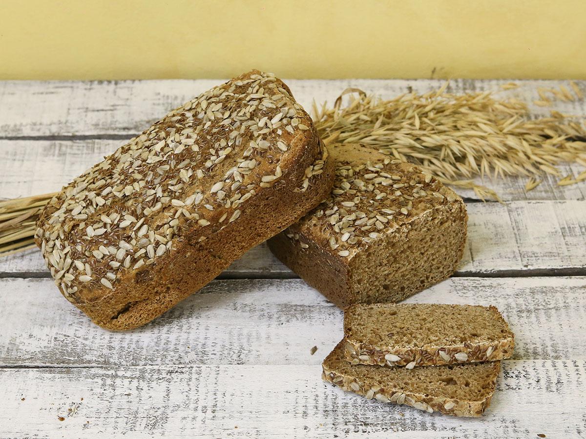 Мой первый хлеб в хлебопечке Sana