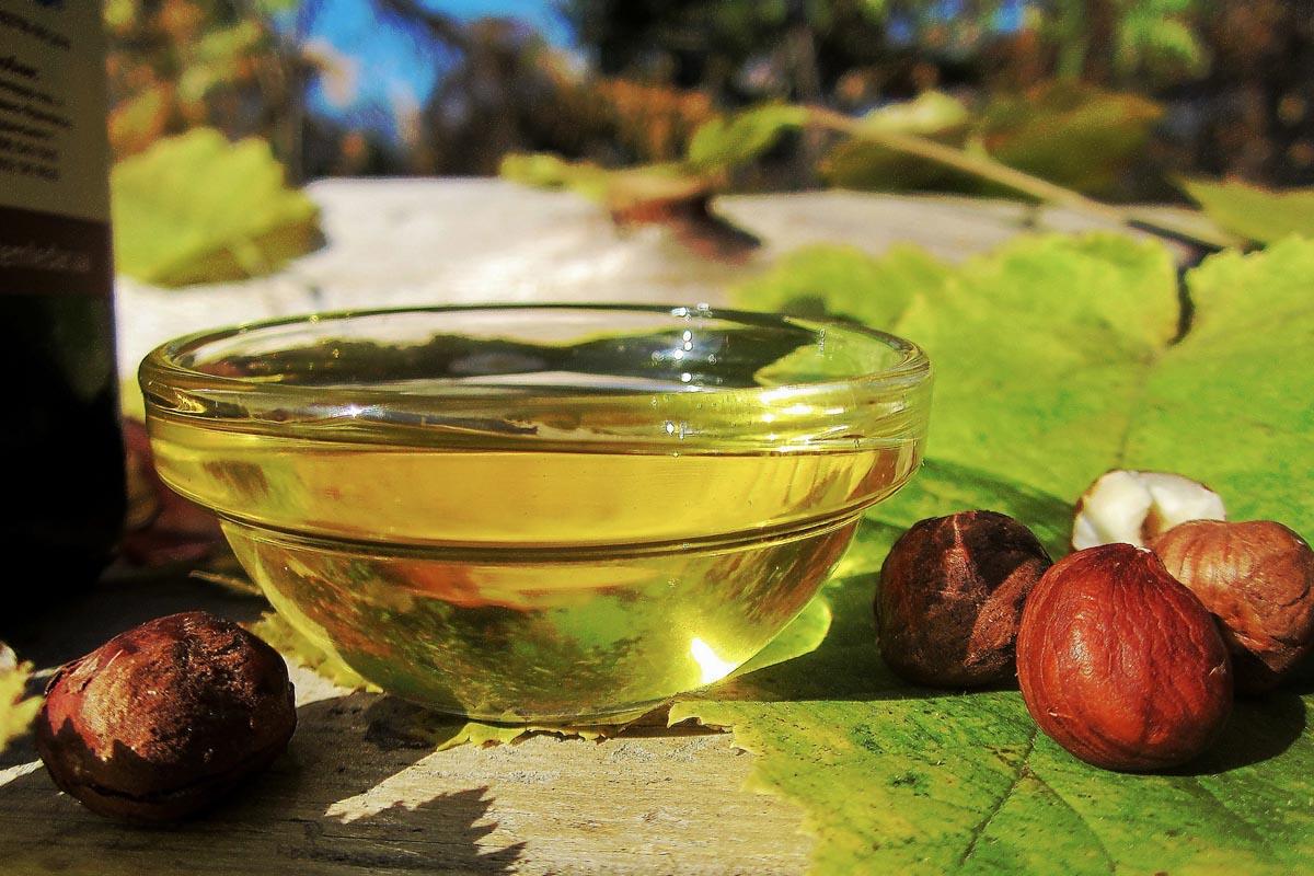 Вкусное открытие – масло фундука