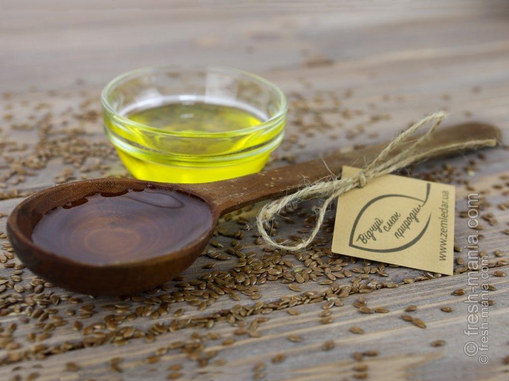 Льняное масло холодного отжима – поставщик Омега-3