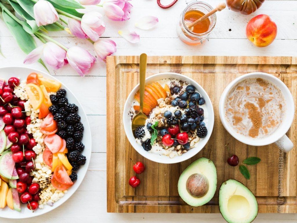 Правильное питание – основа хорошего самочувствия